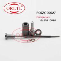 F00ZC99027 Auto Spare Parts Overhaul Kit F 00Z C99 027 Sprayer Nozzle F00Z C99 027 DSLA154P1320 For Dodge 0445110070