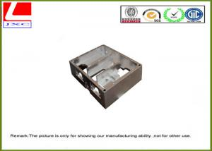Professional Milling CNC Aluminium Machining Housing  ,  Precision Cnc Router Parts