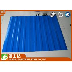 Pre Painted Corrugated Metal Sheet Pre Painted Corrugated