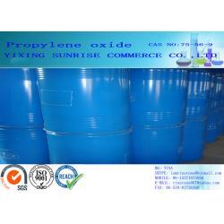 China Propylene Oxide Organic Chemistry Intermediate 1 2 Epoxypropane CAS 75-56-9 on sale