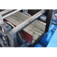 Beam Side Roof Panel Roll Forming Machine Hydraulic Cutting