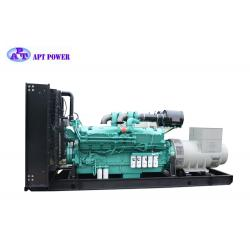 China 1800RPM 960kW Cummins Container Industrial Diesel Generator , Heavy Duty with 20ft Container Canopy on sale
