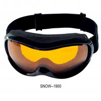 Comfortable Snow Boarding Goggles with a Special Series of Nose Shape for Various Faces