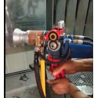 metal wire arc spray gun , arc coating paint gun,thermal spray gun