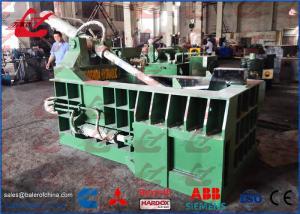 Smallest Hydraulic Metal Baler for Light Scrap Aluminum steel shavings chips
