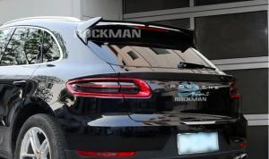 Macan Carbon Fiber Roof Spoiler Porsche Tuning Parts Professional For Sale Carbon Fiber Rear