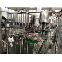 Drinking Water Bottle Filling Machine 1500ml High Speed Stainless steel 304