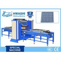 Sheet Metal Spot Welder Machine , Steel Floor Panel Automatic Welding Machine