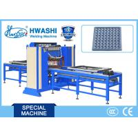 Spot Sheet Metal Welder Machine , Steel Floor Panel Automatic Welding Machine