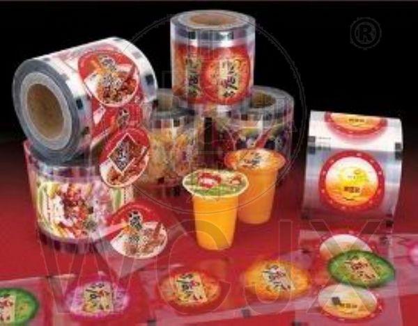 Bubble Tea Cup Sealing Film Pp Plastic Seal Films Boba