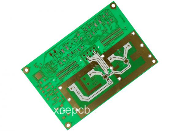 Satellite Gps Tracker Rogers Pcb Antenna Printed Circuit Board 1oz 1