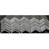 CE ISO Standard Black Steel Angle Bar , Stainless Steel Unequal Angle