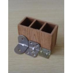 China Weather - Resistant WPC Accessories Floor Clip for Outdoor Flooring on sale