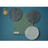 120g Non Woven Felt With 4 Metres Width , Grey Punched Needle Fabric