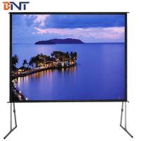 4:3 ratio  300 inch  fast folding projector screen