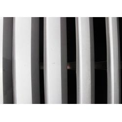 China Washable 0.6mm Aluminum Sun Shade System For Building Exterior Wall Architecture Panels on sale