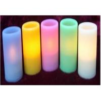 Silicon Led Candle light with battery