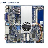 Intel Mini ITX Server Motherboard With 2 LAN Ports Haswell I5-4200U CPU