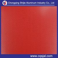 diamond embossed aluminum roofing sheet  / coil