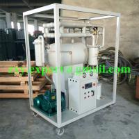 ZY-50 Frame Type Easy Operating Transformer Oil Purification Machine