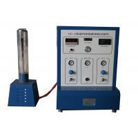 Plastic Oxygen Index Method Test Equipment ISO4589-1 , Burning Behaviour Testing Machine