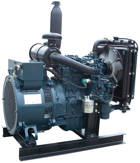 6kw To 30kw Water Cooled Engine Small Marine Diesel