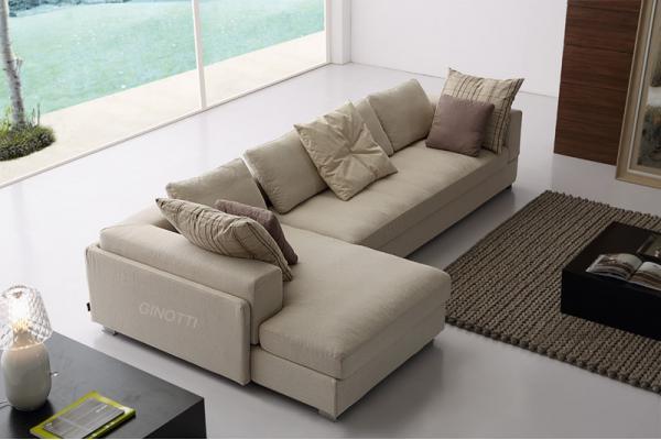 Sofas modernos sofas de tecido clarissa chateau duax for Sofas de sala modernos