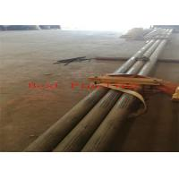 Transferring Oil / Natural Gas ERW Steel Pipe CSA Z245.1-07 CAT I II III Sour Service