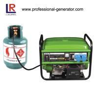 6.0 kw Natural Gas Electricity Generator LPG Transistorized Magneto Ignition