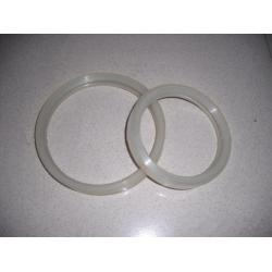 China Concrete Delivery Pipe Rubber Seal Ring Customized High Flexibility OEM ODM on sale