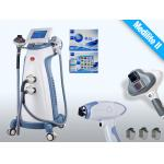 SHR Hair Removal professional write and blue shr hair removal for fast hair removal laser ICE SHR