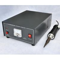 Portable Hand Held Ultrasonic Welder 500W For Plastic Toys / Toy Industry , High Frequency