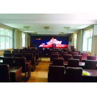 Lightweight P4mm Indoor Large LED Video Screens Full Color For Conference