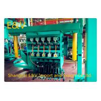 17mm 2-24strand continuous oxygen free copper producing machine