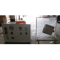 PLC Control Box Anti Igniting Test Machine For Mattress And Sofa