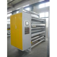 YKS SERIES OF HIGH SPEED FLEXO INK CORRUGATED PAPERBOARD PRINTING PRESSING SLICING CORNER AND GROOVING MACHINE