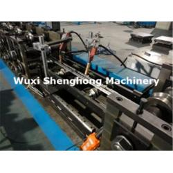 China Auto Swisss Electric Cabinet Purlin Frame Making Machine With CE / SGS / ISO on sale