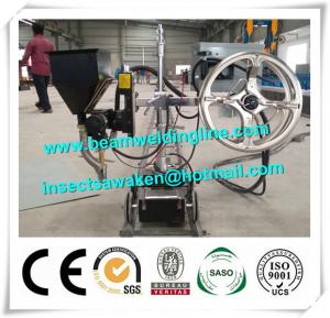 Horizontal Type Submerged arc welding trolley / Tractor with IGBT Welder