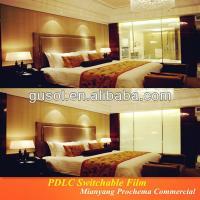 Smart PDLC Film Glass