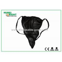 Breathable Female Disposable Thong Underwear For Beauty Center
