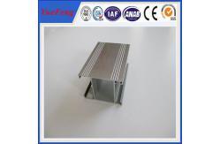 La Chine extrusion en aluminium en aluminium du fabricant de profil fait sur commande d'extrusion/OEM pour l'électronique fournisseur