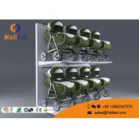 Convenience Store Retail Store Fixtures And Shelving Metal Hook Mesh Type