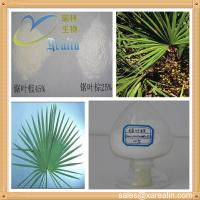 Natural Plant Extracts Saw Palmetto Extract Fatty Acids