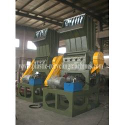 China Hard PET Bottle / PVC Pipe Waste Recycling Plastic Crusher Machine on sale