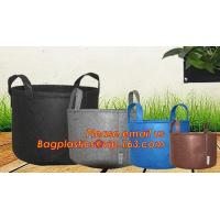 4 pocket, 6 pockets, 9 pocket bags, handle grow bags, Hanging Plant Bags,Hanging Strawberry Flower Bag Planter Pouch gro