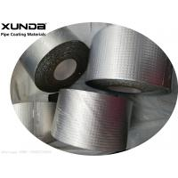 Butyl Rubber Waterproof Sealing Self Adhesive Tape With Alu , PP Or PE Backing Materials