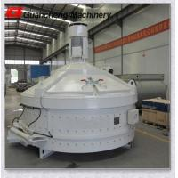 Full Automatic Concrete Planetary Mixer Low Noise 750L Output Capacity