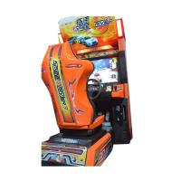 Yonee Speed Driver 3 Racing Arcade Machine Coin Operated With Simulator Video
