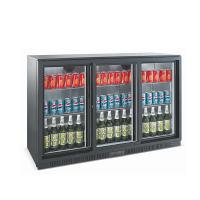 Auto Defrost Back Bar Cooler 330L Capacity With Adjustable Chromed Shelves