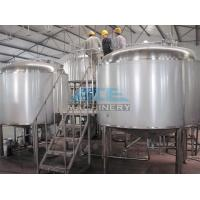 Red Copper Tank Used Brewery Equipment For Sale Brewery Machine With Ce,Craft Beer Making System
